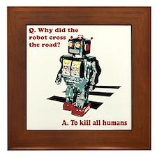 Robot Framed Tile
