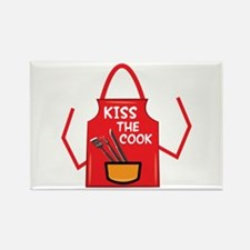 Kiss the Cook Magnets