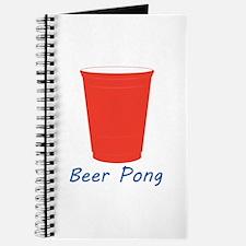 Beer Pong Journal