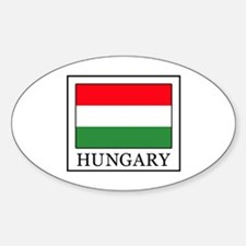 Hungary Decal