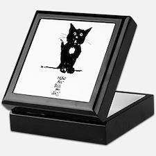 Cat by Doeberl Trinket Box