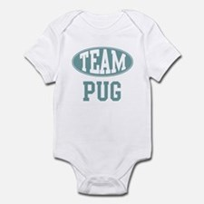 Team Pug Infant Bodysuit
