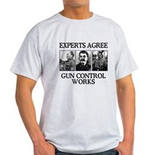 Gun Control Experts, T-Shirt