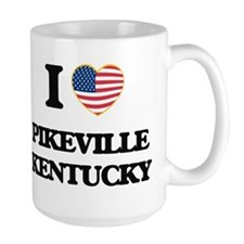 I love Pikeville Kentucky Mugs