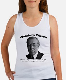 Wilson: Act Women's Tank Top