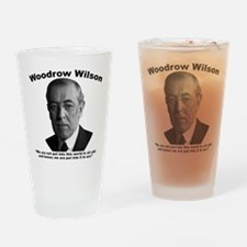 Wilson: Act Drinking Glass