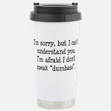 Unique Rude Travel Mug