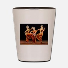 Dance Shot Glass
