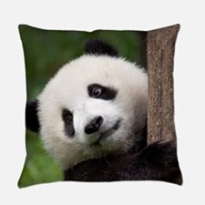 Panda Bear Cub Everyday Pillow
