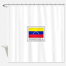 Venezuela Shower Curtain