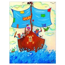 Piratasclub Poster