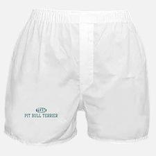 Team Pit Bull Terrier Boxer Shorts