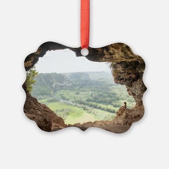 Cueva Ventana Ornament
