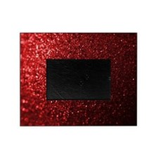 Red Glitter Photograph Picture Frame