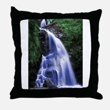 Magical Fury Waterfall Throw Pillow