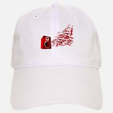 Fly away with the music Baseball Baseball Cap