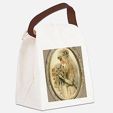 Vintage Bride Canvas Lunch Bag