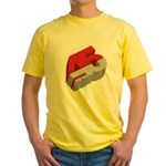45 RPM Yellow T-Shirt