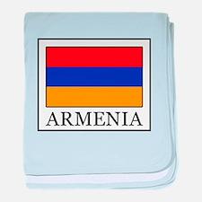 Armenia baby blanket