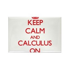 Keep Calm and Calculus ON Magnets
