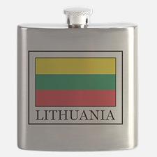Lithuania Flask