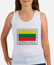 Lithuania Tank Top