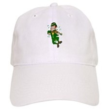 Dancing Leprechaun Baseball Cap