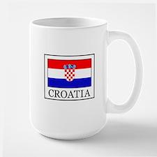 Croatia Large Mug