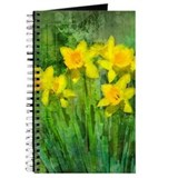 Daffodil Journals & Spiral Notebooks