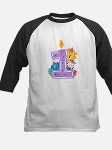 First Birthday Baseball Jersey