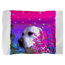 doggies04a.png Pillow Sham