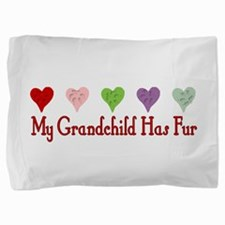 dogfur01a.png Pillow Sham