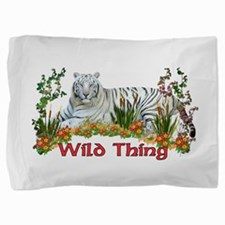 wildthing01a.png Pillow Sham