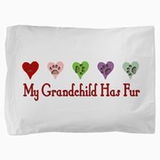 catfur01a.png Pillow Sham