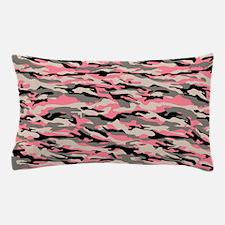 PINK CAMO Pillow Case