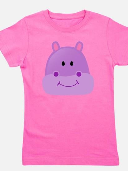 Hippo Girl's Tee