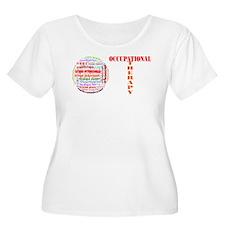 The World of OT Plus Size T-Shirt