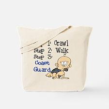 USCG Baby Tote Bag