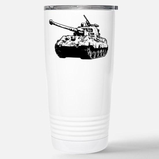 Tiger II Travel Mug