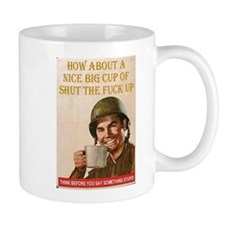 Cute Huh Mug