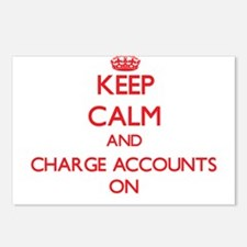 Keep Calm and Charge Acco Postcards (Package of 8)