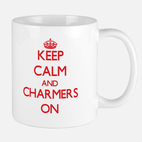 Keep Calm and Charmers ON Mugs