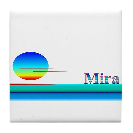 Mira Tile Coaster