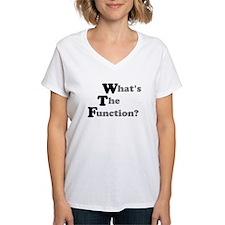 Unique Wtf Shirt