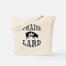 Funny Praise Tote Bag