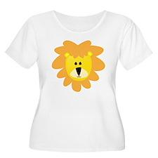 Lion Plus Size T-Shirt