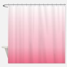 Ombre Shower CurtainPink Shower Curtains   Pink Fabric Shower Curtain Liner. Pale Pink Shower Curtain. Home Design Ideas