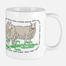 Unique Border collies Mug