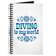 Diving is my World Journal