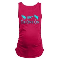 FLY FISHING Maternity Tank Top